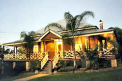 Cooloola Country Bed  Breakfast - Accommodation Brisbane