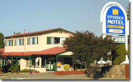Sovereign Motor Inn Cooma - Accommodation Brisbane