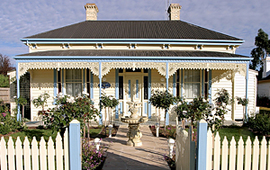 Carrington House - Accommodation Brisbane