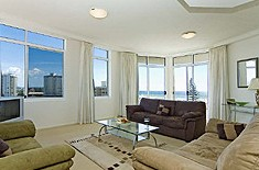 Kirra Beach Luxury Holiday Apartments - Accommodation Brisbane