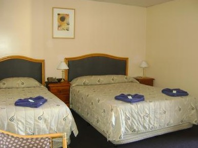Mudgee Motor Inn - Accommodation Brisbane