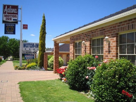 Aalana Motor Inn - Accommodation Brisbane