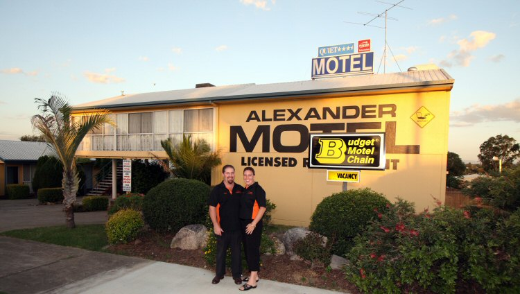 Alexander Motel - Accommodation Brisbane