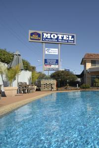 Caravilla Motel - Accommodation Brisbane