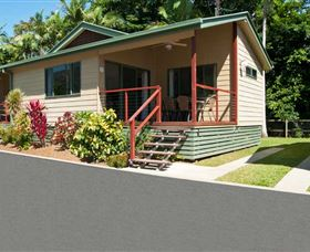 BIG4 Cairns Crystal Cascades Holiday Park - Accommodation Brisbane