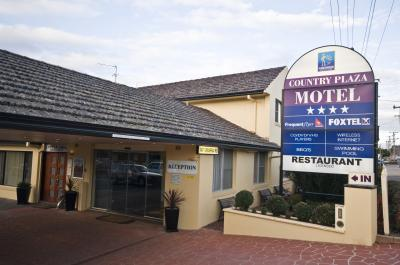 Quality Inn Country Plaza Queanbeyan - Accommodation Brisbane
