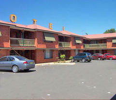 Poets Recall Motel - Accommodation Brisbane