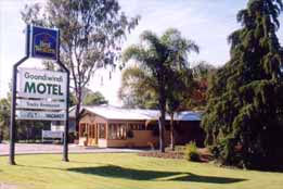 Goondiwindi Motel - Accommodation Brisbane