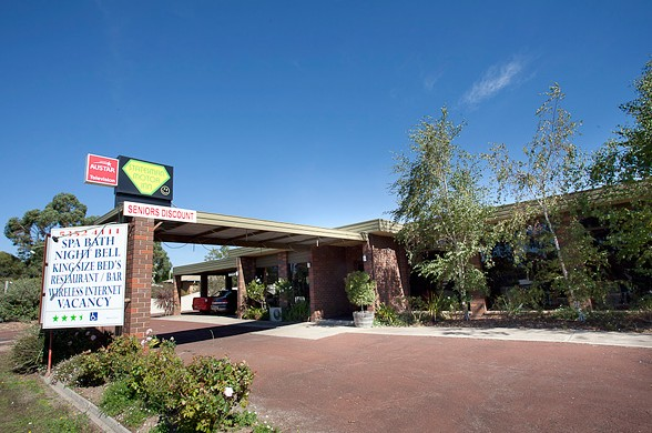 Statesman Motor Inn - Accommodation Brisbane