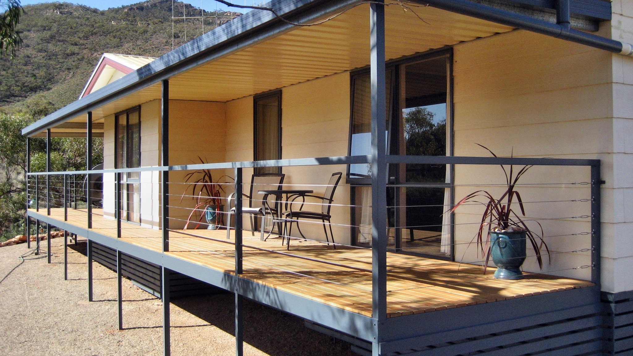 Devil's Peak Bed  Breakfast - Accommodation Brisbane