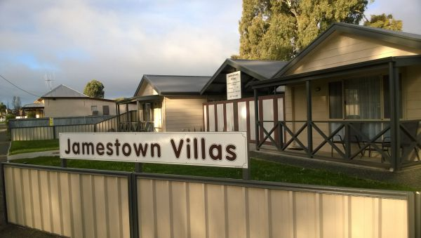 Jamestown Villas - Accommodation Brisbane