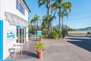 The Esplanade Motel - Accommodation Brisbane
