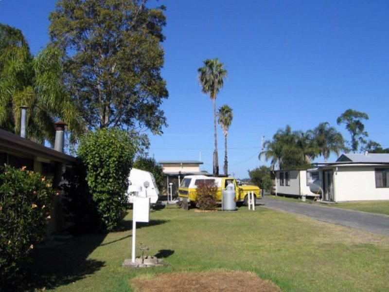 Browns Caravan Park - Accommodation Brisbane