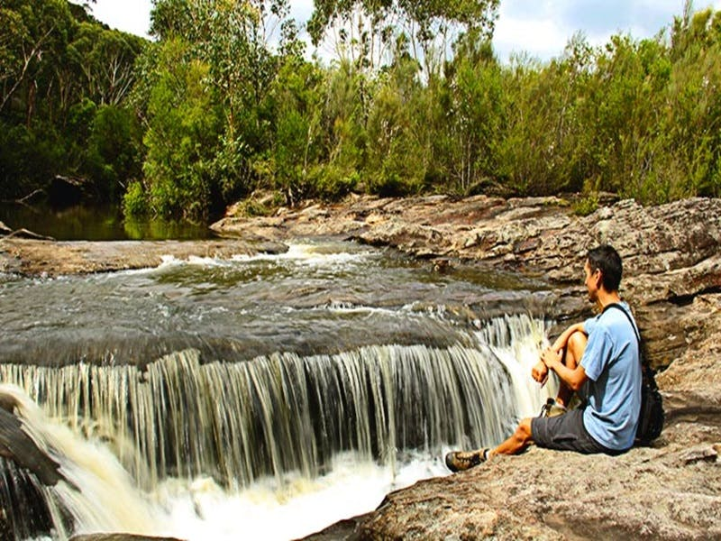 Kingfisher Pool campground - Accommodation Brisbane
