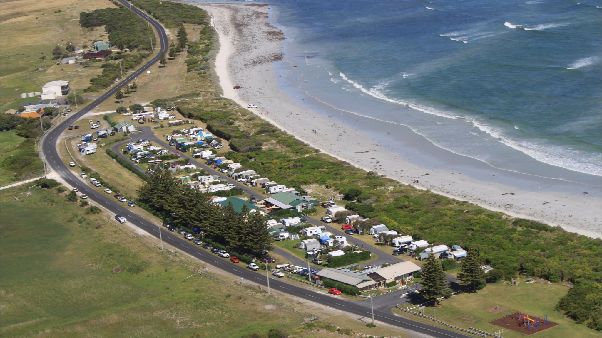 Port MacDonnell Foreshore Tourist Park - Accommodation Brisbane