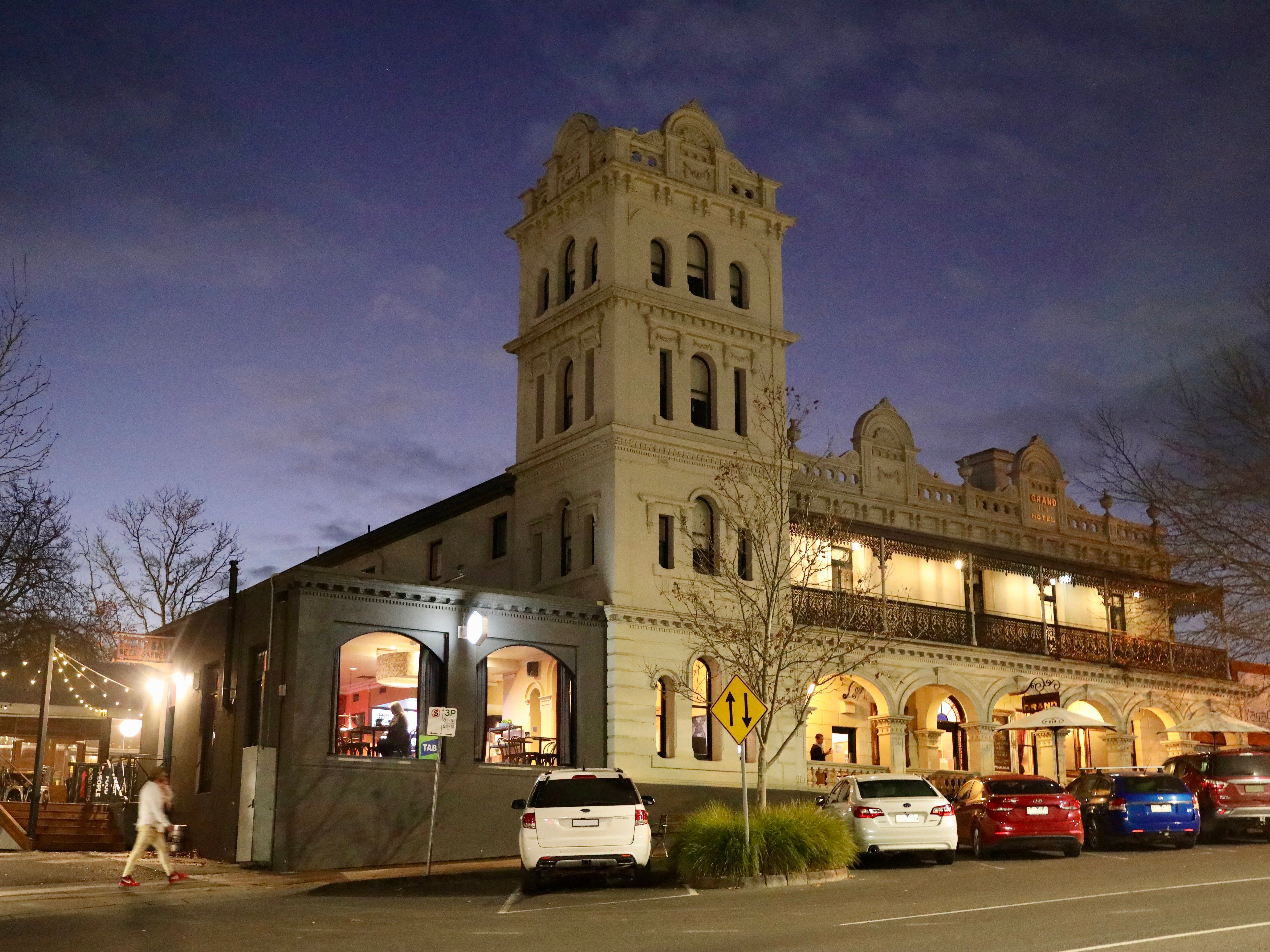 Yarra Valley Grand Hotel - Accommodation Brisbane