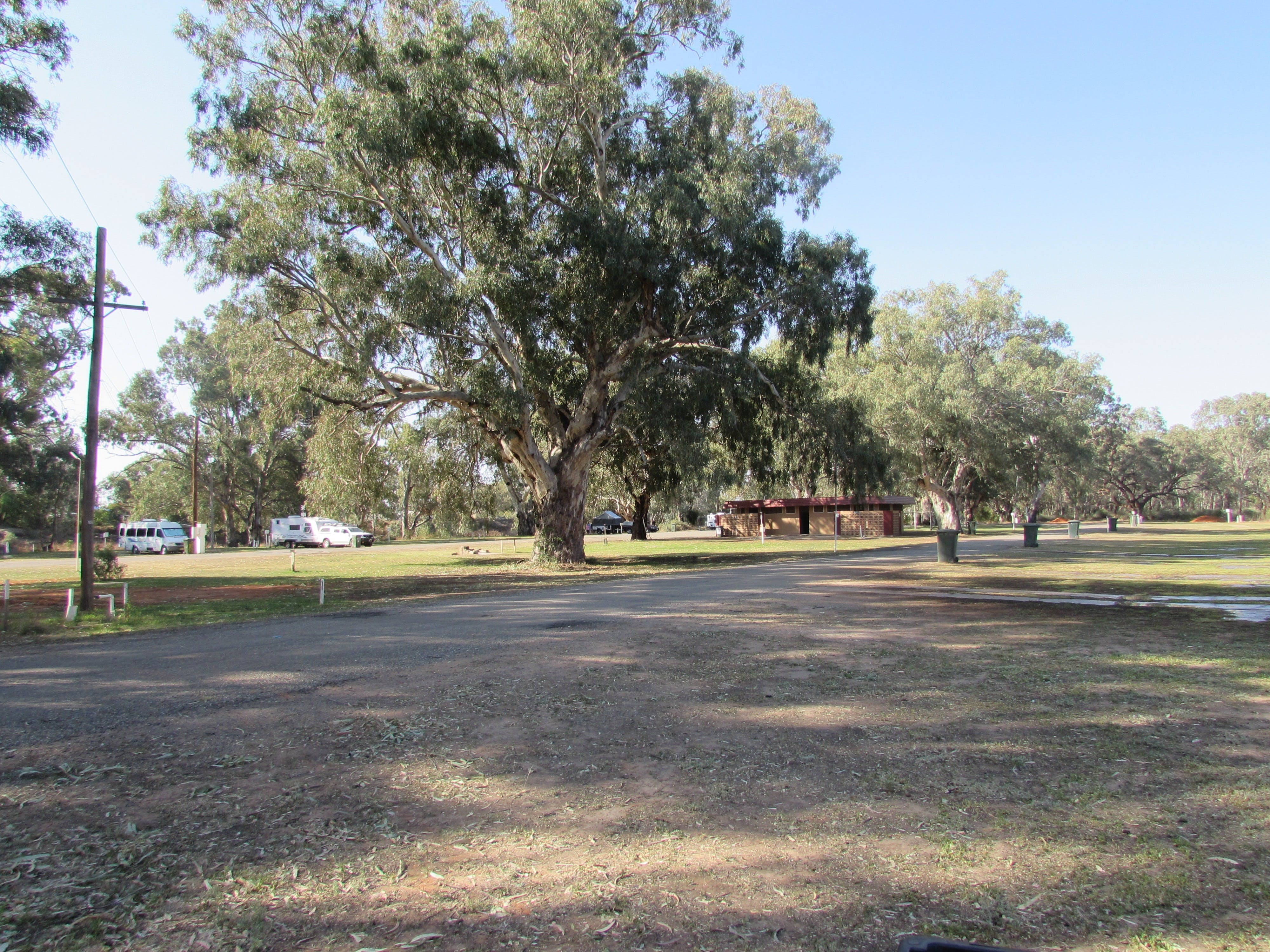 Victory Park Caravan Park - Accommodation Brisbane