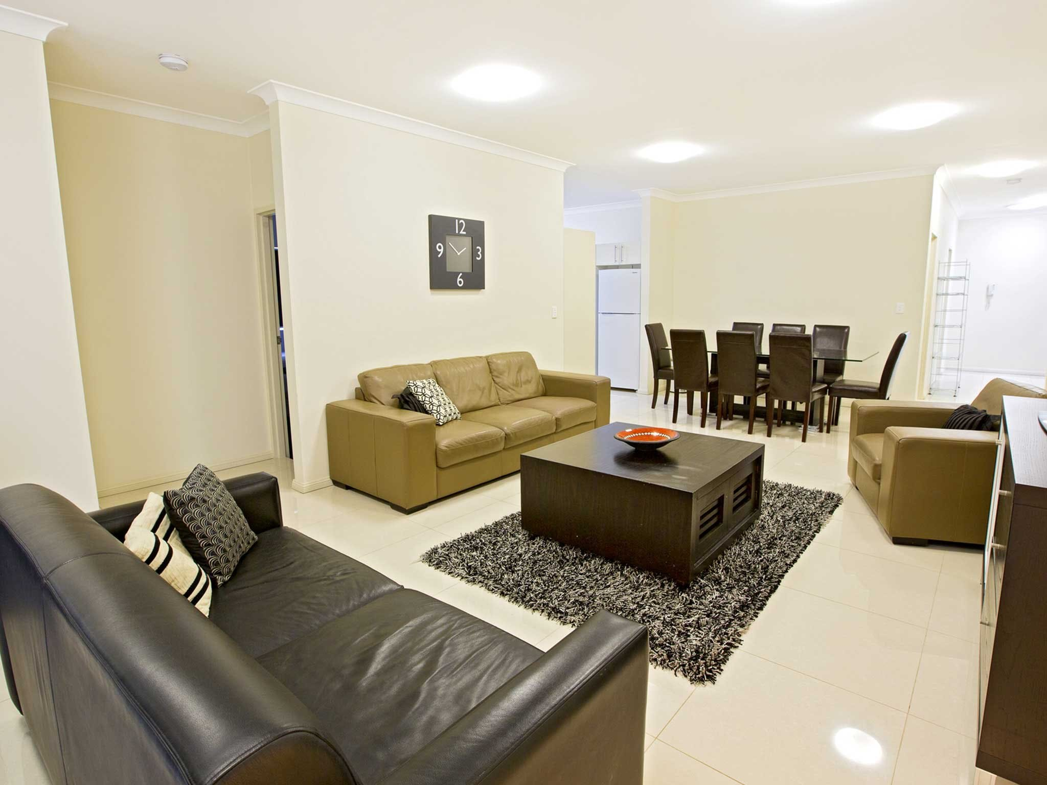 Astina Central Apartments - Accommodation Brisbane
