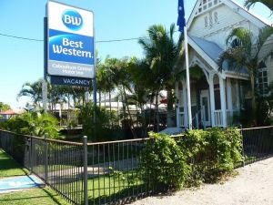 Best Western Caboolture Central Motor Inn - Accommodation Brisbane