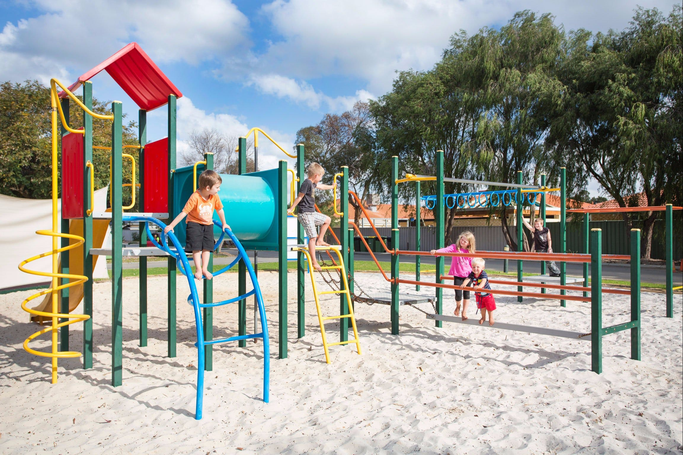 Discovery Parks - Perth Airport - Accommodation Brisbane