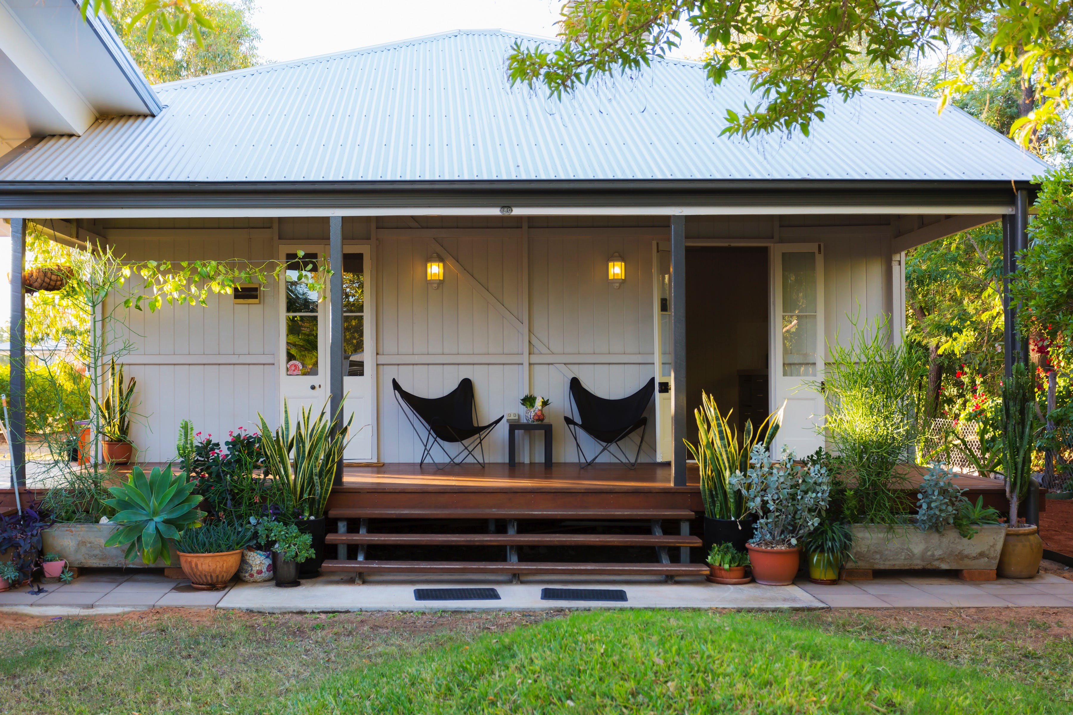 Kenilworth Cottage Barcaldine - Accommodation Brisbane