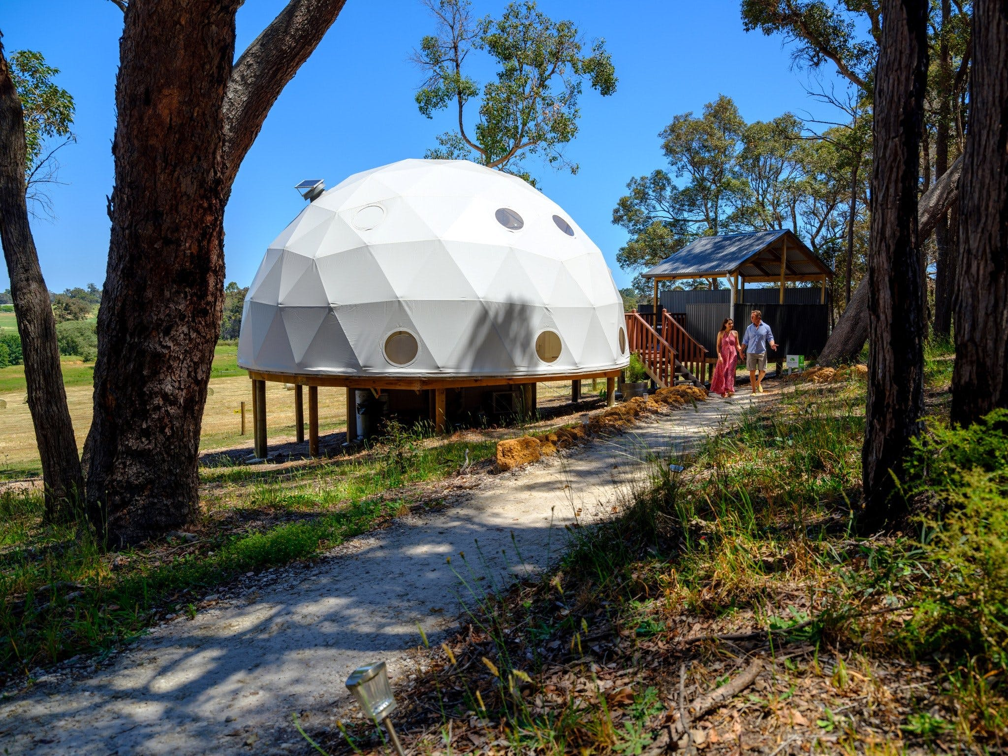 Mile End Glamping - Accommodation Brisbane