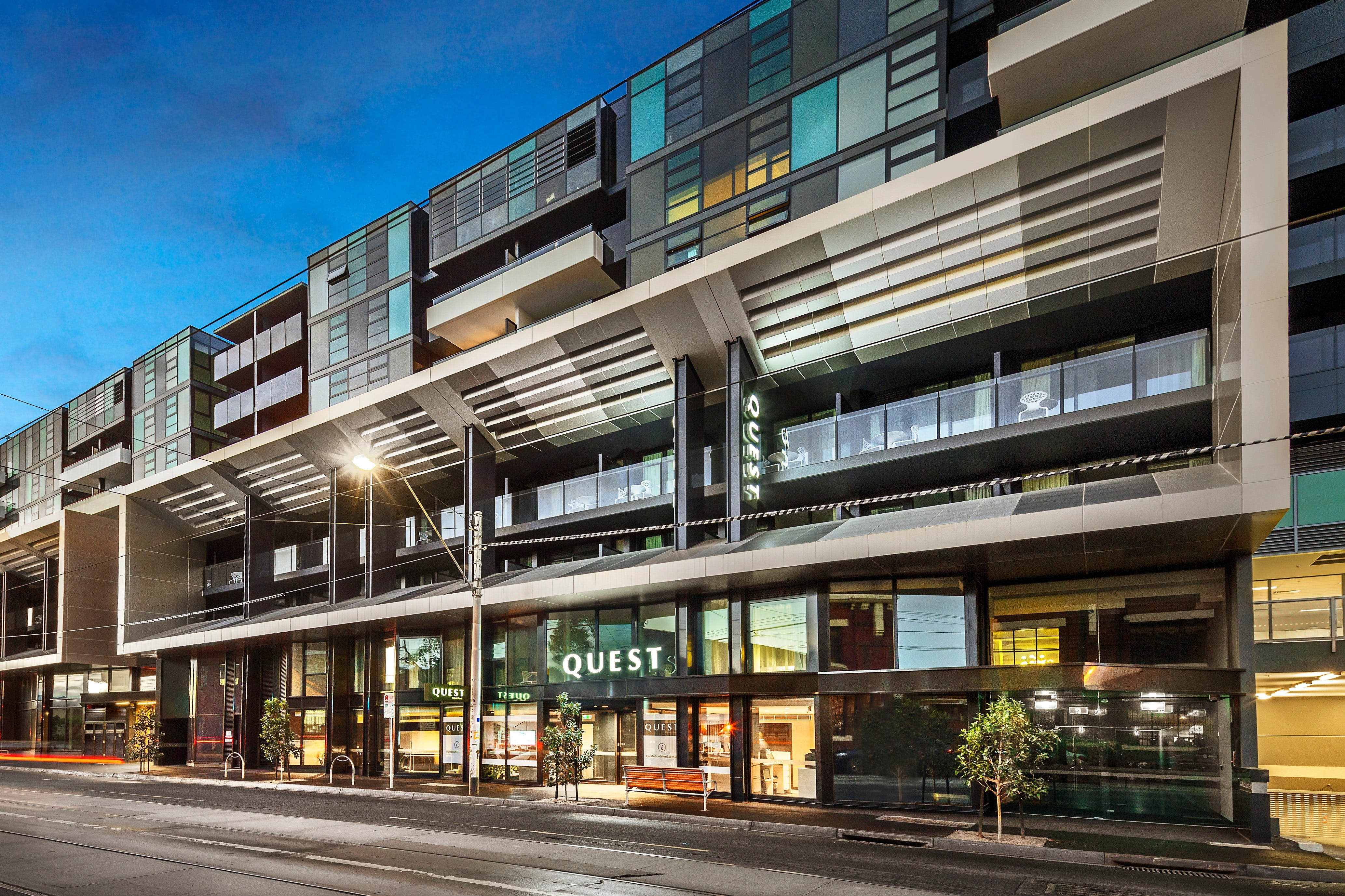 Quest Abbotsford - Accommodation Brisbane