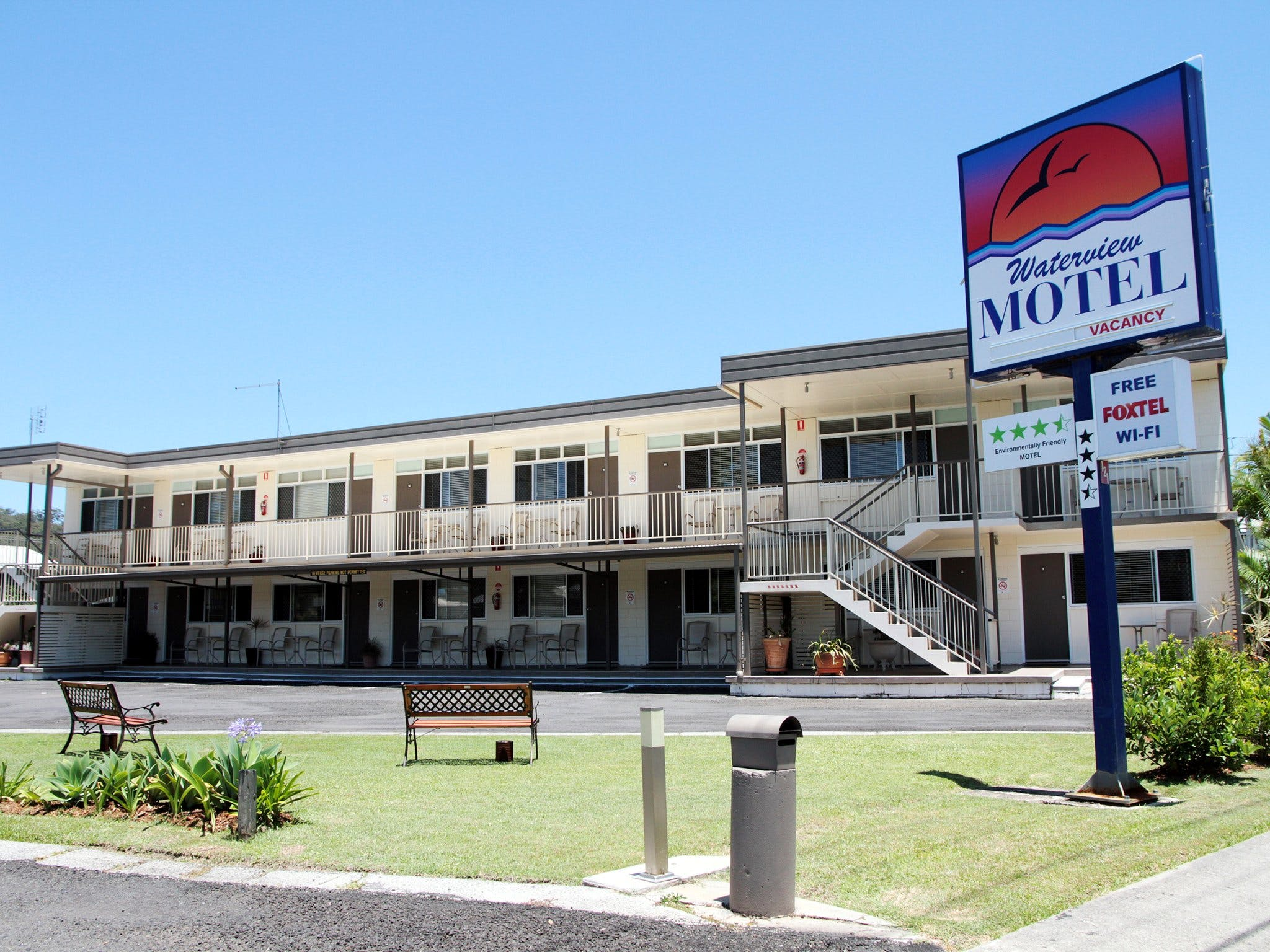 Waterview Motel - Accommodation Brisbane