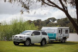 Beaufort Lake Caravan Park - Accommodation Brisbane