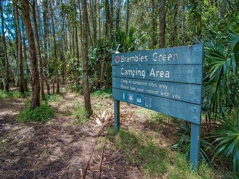 Brambles Green campground - Accommodation Brisbane