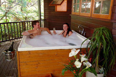 Yallingup Lodge Spa Retreat - Accommodation Brisbane