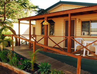 Wintersun Caravan  Tourist Park - Accommodation Brisbane