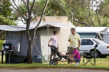 Corindi Beach Holiday Park - Accommodation Brisbane