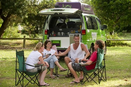 Red Rock Holiday Park - Accommodation Brisbane