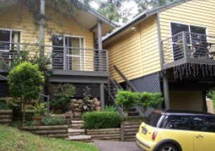 Ttwo Peaks Guesthouse - Accommodation Brisbane