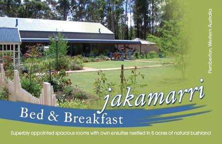 Jakamarri Bed & Breakfast