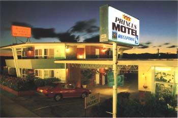 Princes Motel - Accommodation Brisbane