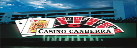 Casino Canberra - Accommodation Brisbane