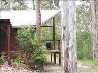 Bewong River Retreat - Accommodation Brisbane
