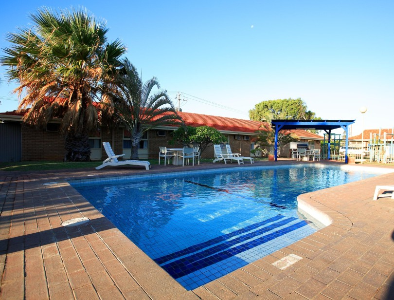 Best Western Hospitality Inn Carnarvon - Accommodation Brisbane