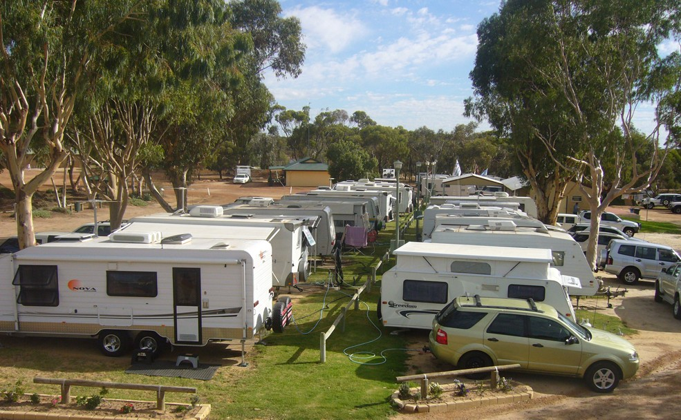 Goomalling Caravan Park - Accommodation Brisbane