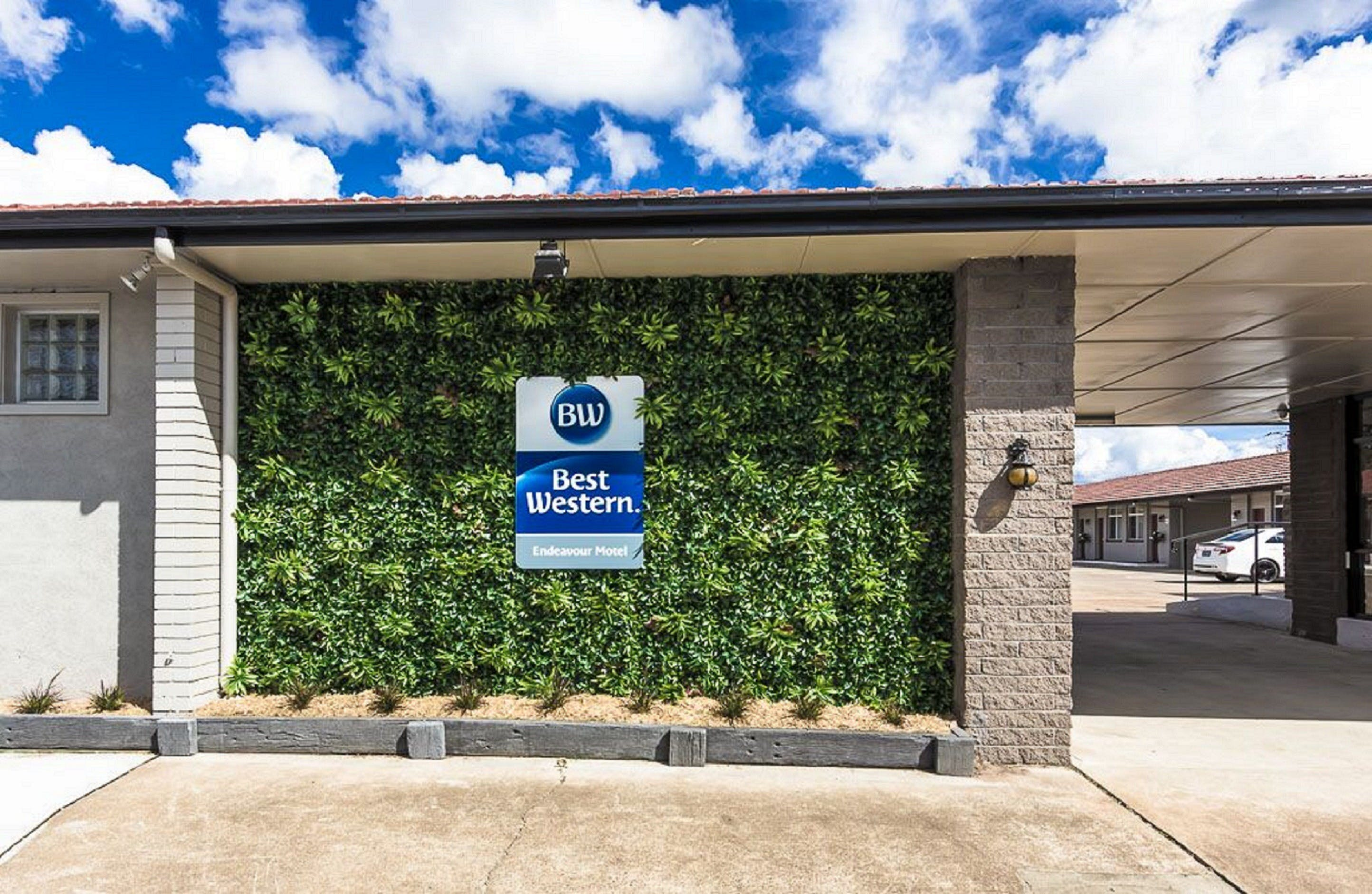 Best Western Endeavour Motel - Accommodation Brisbane