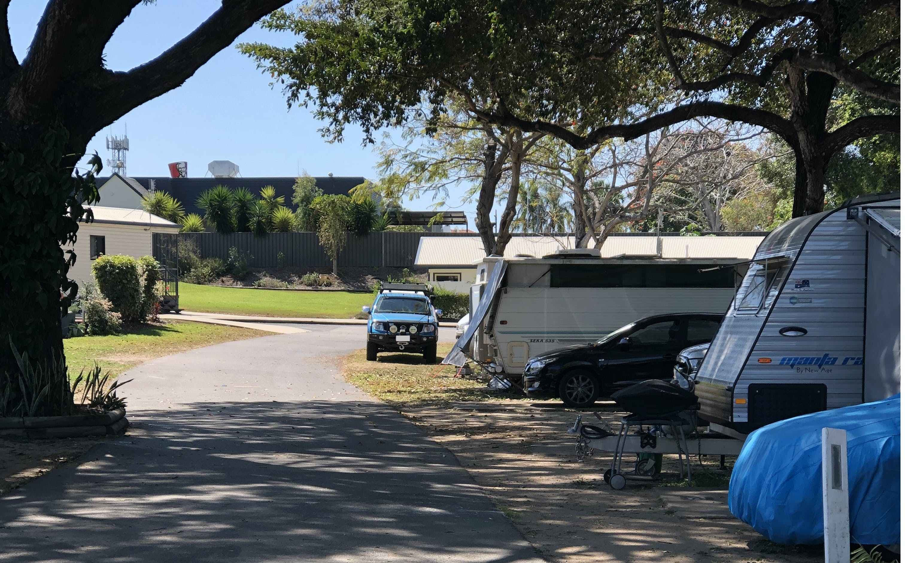 Burdekin Cascades Caravan Park - Accommodation Brisbane