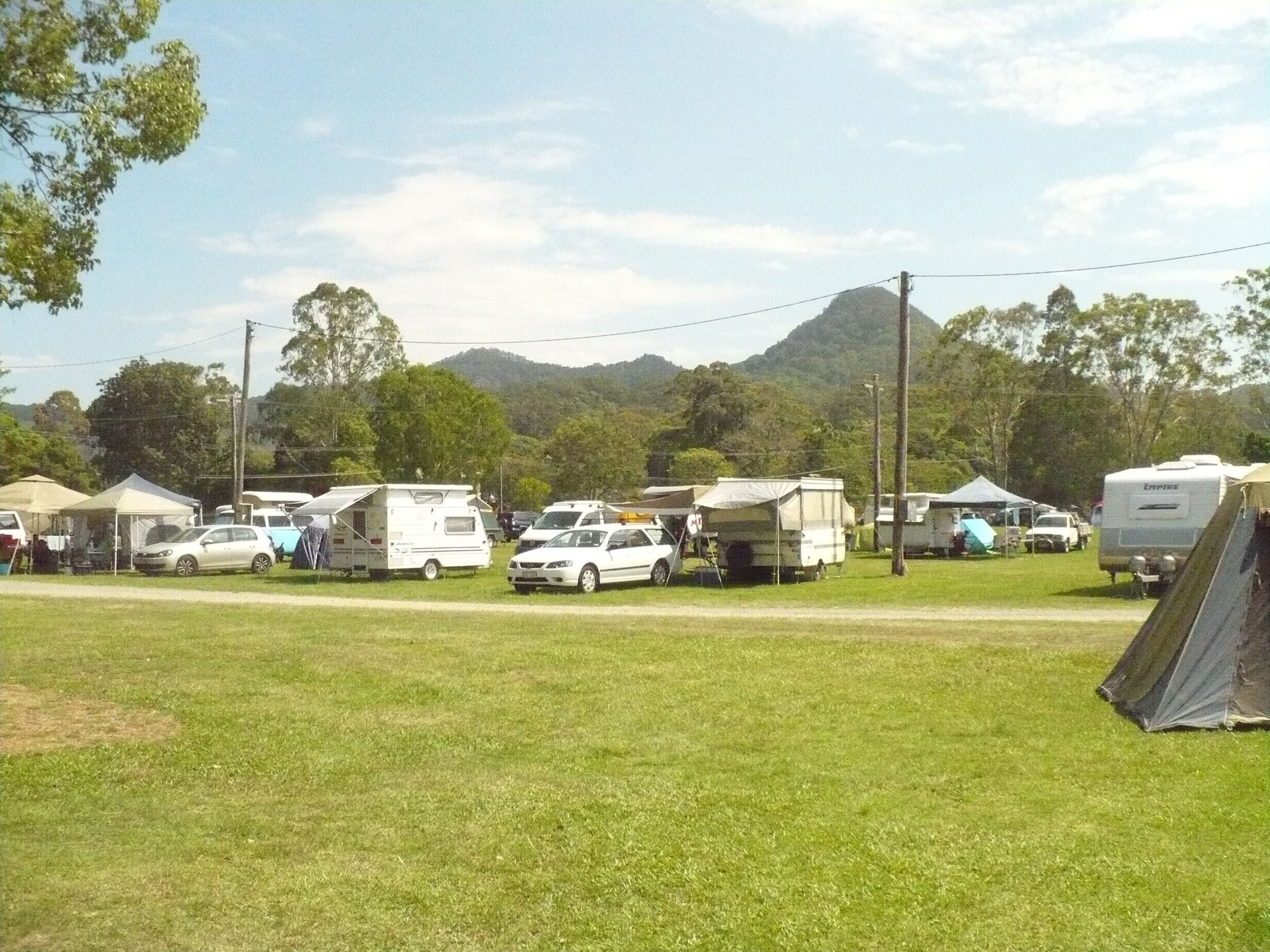 Mullumbimby Showground Camping Ground - Accommodation Brisbane