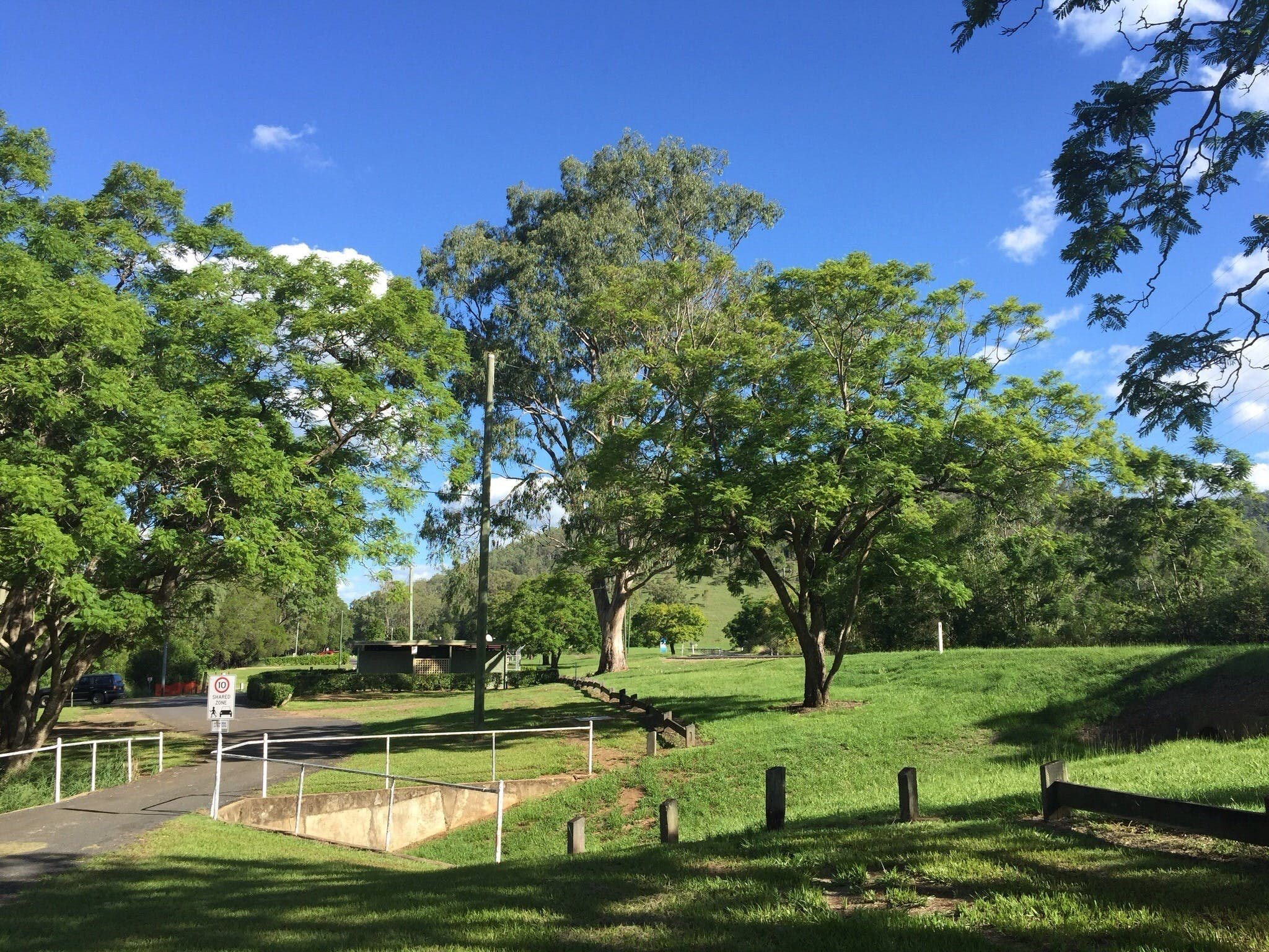 Somerset Park Campground - Accommodation Brisbane