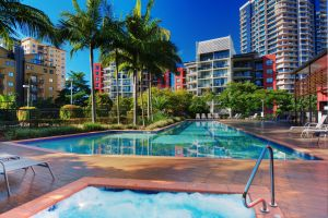 The Docks on Goodwin - Accommodation Brisbane