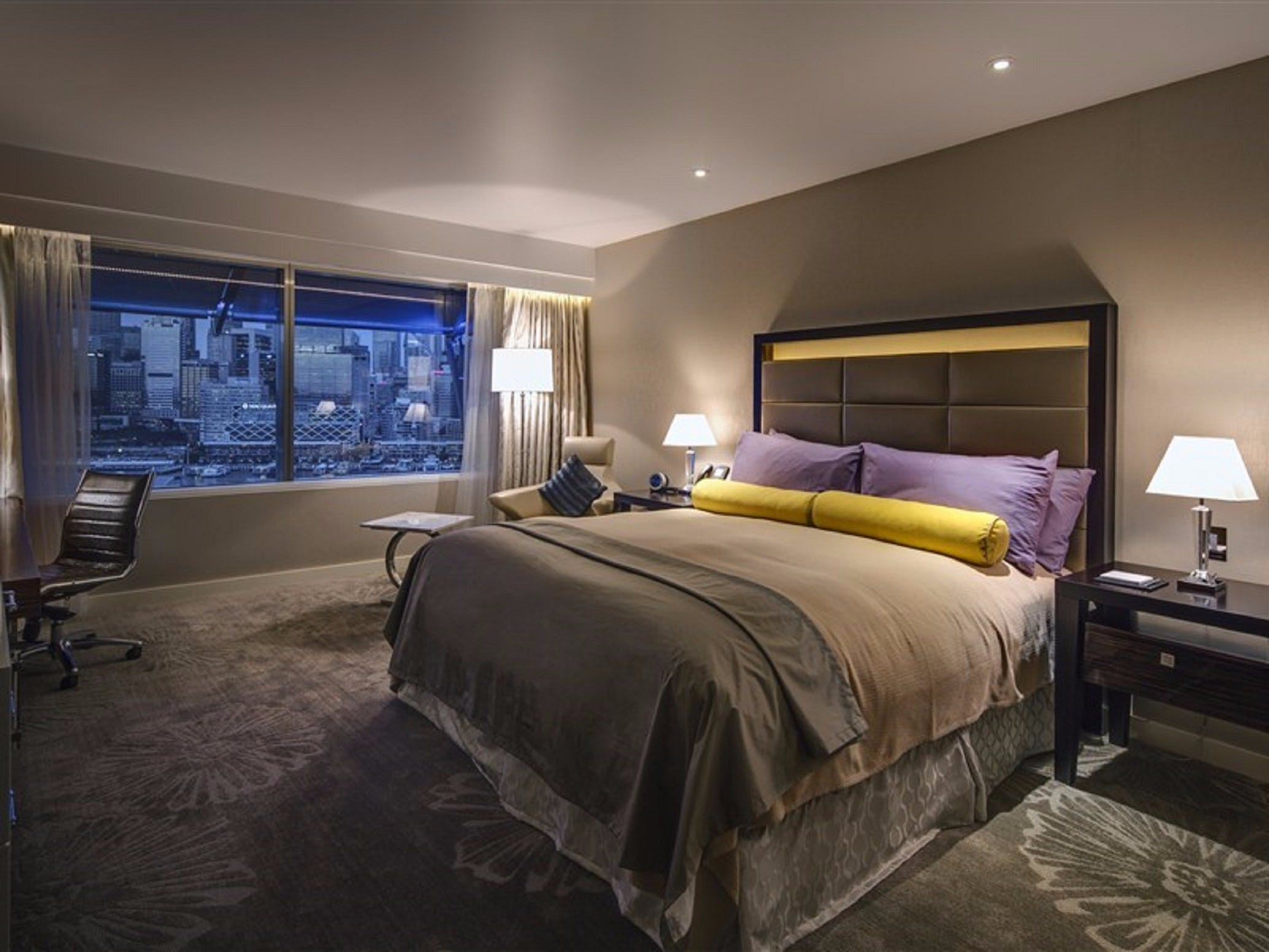 The Star Grand Hotel and Residences - Accommodation Brisbane