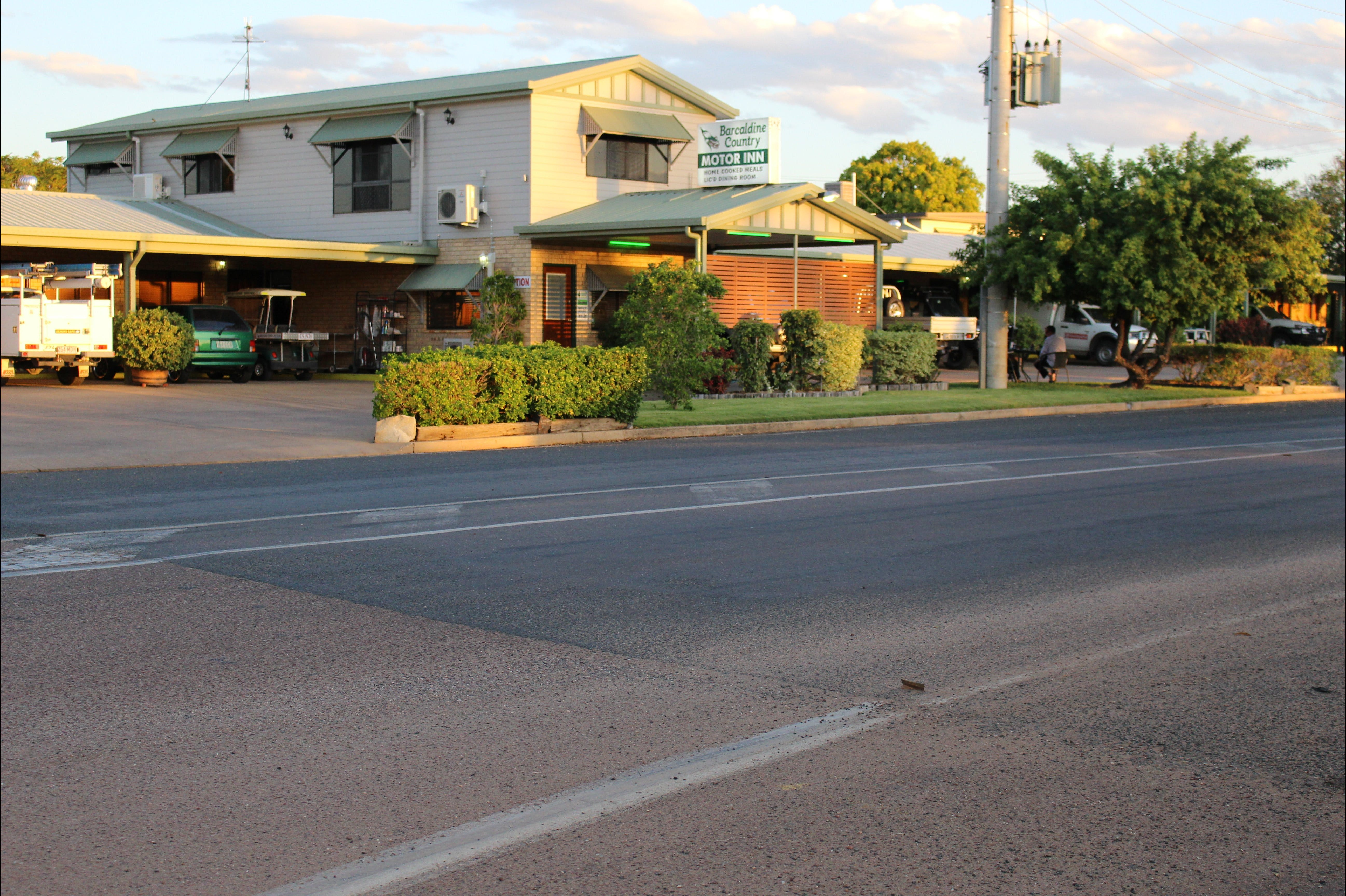 Barcaldine Country Motor Inn - Accommodation Brisbane