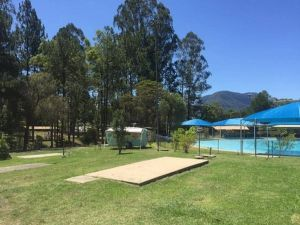 Nimbin Caravan Park - Accommodation Brisbane