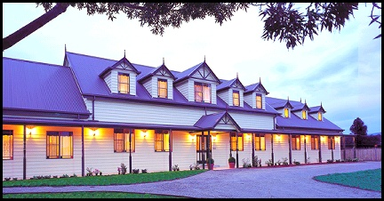 Melba Lodge - Accommodation Brisbane